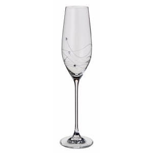 Dartington Glitz Champagne Flute